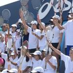 Rio Open Kids Day Clinic