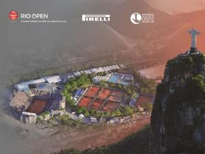 Pirelli x Cristo x Rio Open