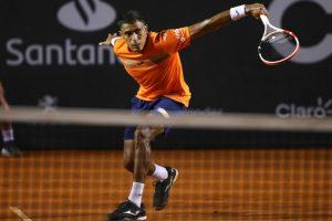 Thiago Monteiro upsets Guido Pella